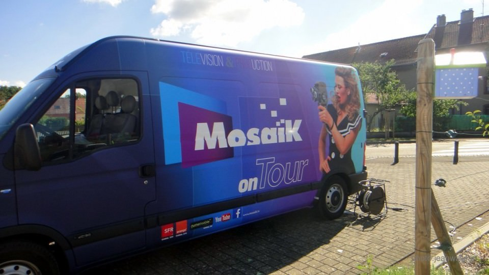 MOSAÏK ON TOUR